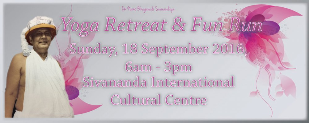 Yoga Retreat & Fun Run/Walk
