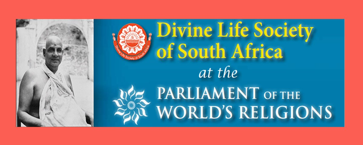 Report on the Parliament of the World's Religions