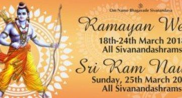 Report: Sri Ram Naumi 2018