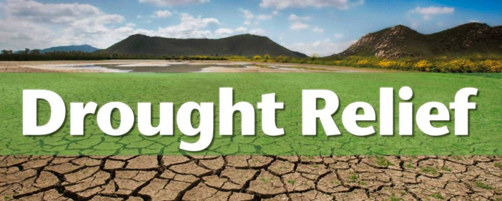 Relief in Drought Ravaged Areas
