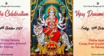 Report: Navaratri 2021